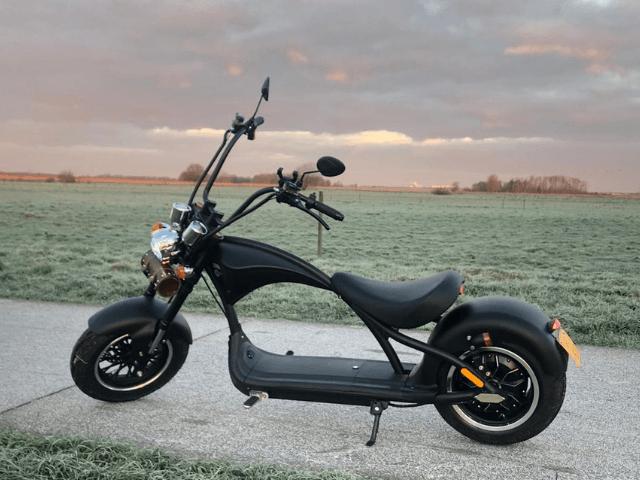 steenwijk elektrische scooter